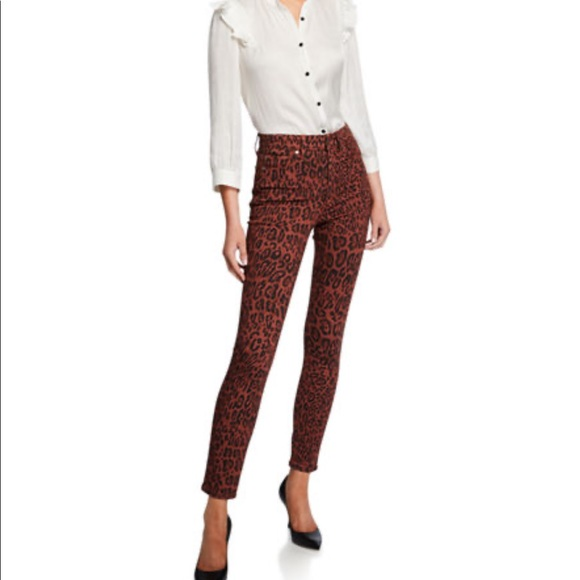 NWT JOE'S Jeans Charlie High Rise Skinny
